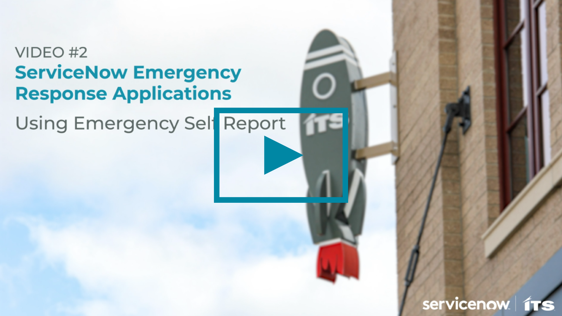 Emergency Self Report